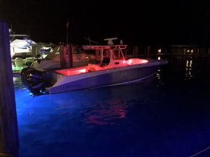 Used Wellcraft 35 Sport Saltwater Fishing Boat For Sale
