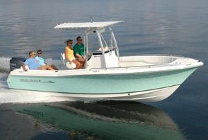 Used Sea Hunt Ultra 232 Saltwater Fishing Boat For Sale
