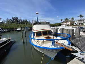 Used Albin 36 Trawler Boat For Sale
