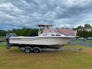 Used Grady-White 258 Journey Sports Fishing Boat For Sale