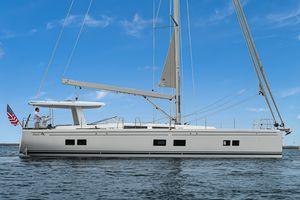 Used Hanse 548 Cruiser Sailboat For Sale