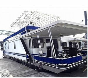 Used Lakeview 58 House Boat For Sale