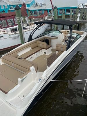 Used Sea Ray SDX 290 Deck Boat For Sale