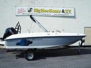 Used Bayliner E18 Element Deck Boat For Sale