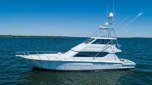 Used Hatteras Enclosed Bridge, 4 stateroom, CATS Sports Fishing Boat For Sale