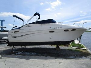 Used Crownline 242 CR Power Cruiser Boat For Sale