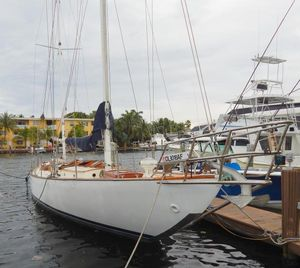 Used Abeking & Rasmussin Concordia Cruiser Sailboat For Sale