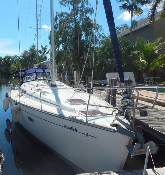 Used Bavaria 46 Sloop Cruiser Sailboat For Sale