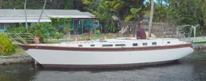Used Endeavour CC Sloop Cruiser Sailboat For Sale