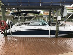 Used Hurricane SD2400-OB Bowrider Boat For Sale