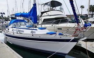 Used Hallberg-Rassy 31 Cruiser Sailboat For Sale