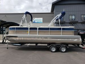Used South Bay S 224CR Pontoon Boat For Sale