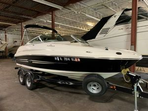 Used Sea Ray 200 Sundeck Power Cruiser Boat For Sale