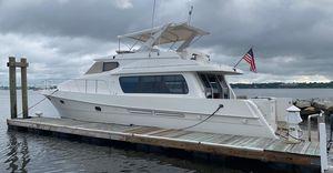 Used Mckinna 57 Pilothouse Motor Yacht For Sale