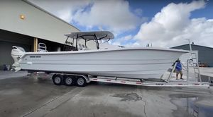 New Twin Vee 36 Center Console GF Loaded Center Console Fishing Boat For Sale