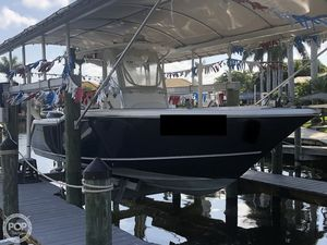 Used Tidewater 250 CC Adventure Center Console Fishing Boat For Sale