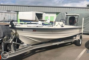 Used Hewes Bayfisher Flats Fishing Boat For Sale