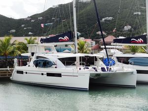 Used Leopard 48 Crewed Version Cruiser Sailboat For Sale