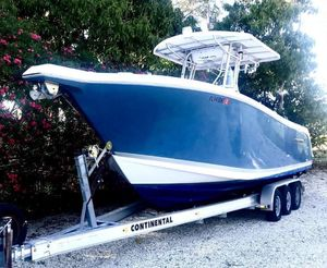 Used Pro-Line Center Console Fishing Boat For Sale