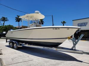 Used Pursuit C 260 Center Console Center Console Fishing Boat For Sale