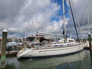 Used Bavaria 49 Cutter Sailboat For Sale