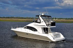 Used Sea Ray 420 Sedan Bridge Motor Yacht For Sale