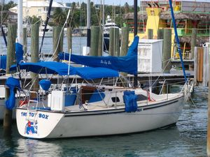 Used Precision P27 Daysailer Sailboat For Sale