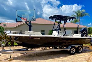 Used Ranger 240 Bahia Center Console Fishing Boat For Sale