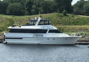 Used Viking 63 Widebody Motoryacht Motor Yacht For Sale