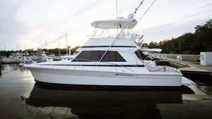 Used Riviera 43 Flybridge Convertible Fishing Boat For Sale
