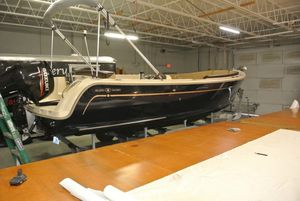Used Island Packet L24 Family Launch Dual Console Boat For Sale