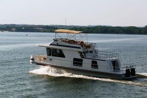 Used Gibson 41 Classic House Boat For Sale