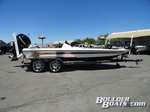 Used Legend V-20 SC Freshwater Fishing Boat For Sale