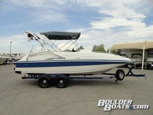 Used Tahoe 222 Deck Boat For Sale