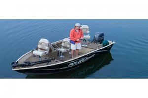 Used Polar Kraft Kodiak V 165 SC Sports Fishing Boat For Sale