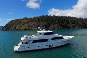 Used Ocean Alexander 90 Skylounge Motor Yacht For Sale