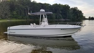 Used Shamrock 246 Open Sports Fishing Boat For Sale