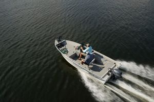 New Starcraft Patriot 160 DLX SC Utility Boat For Sale