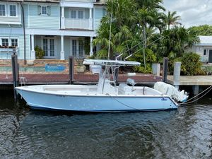 Used Stuart Boatworks 27 Center Console Fishing Boat For Sale
