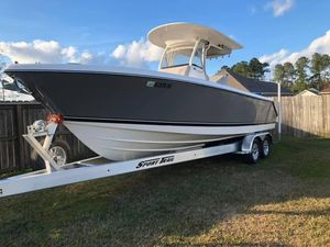 Used Pursuit 260 Convertible Console Center Console Fishing Boat For Sale