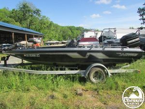 Used Nitro 18 Freshwater Fishing Boat For Sale