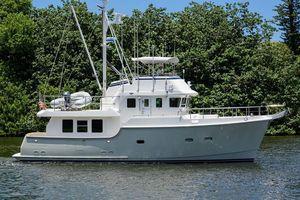 Used Nordhavn 47 Trawler Boat For Sale