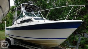 Used Wellcraft 248 Sportsman Walkaround Fishing Boat For Sale
