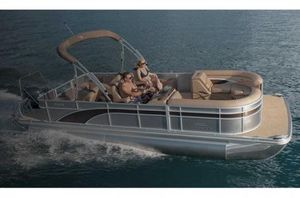 New Bennington 21 SSRCX Pontoon Boat For Sale