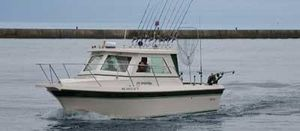 Used Cherokee 270 Sportfish Freshwater Fishing Boat For Sale