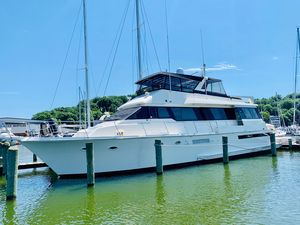 Used Viking 72 Motor Yacht For Sale