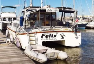 Used Catalac 10M Catamaran Sailboat For Sale