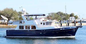 Used Selene 53 Long Range Ocean Trawler Boat For Sale