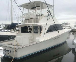 Used Ocean Yachts 48 Super Sport Saltwater Fishing Boat For Sale