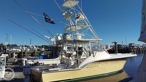 Used Seaview 36 Sports Fishing Boat For Sale